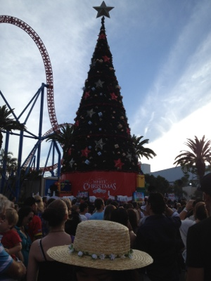 Trew's Christmas Traditions #5....White Christmas! (1/6)