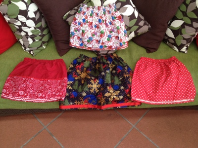 Trew's Christmas Traditions #3.....Christmas Clothes! (2/6)
