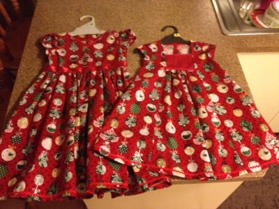 Trew's Christmas Traditions #3.....Christmas Clothes! (4/6)