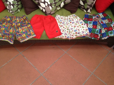 Trew's Christmas Traditions #3.....Christmas Clothes! (5/6)